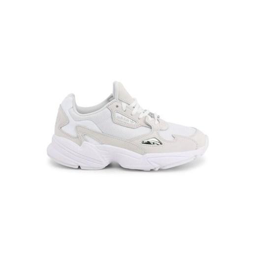 Buty sportowe damskie Adidas klasyczne płaskie z gumy