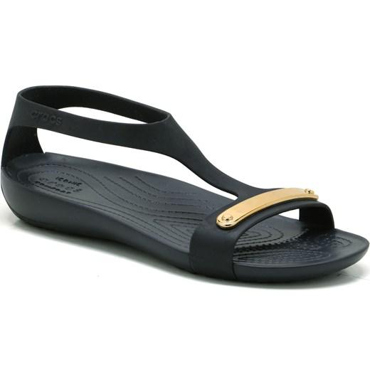 Sandały CROCS SERENA METALLIC BAR SDL W 206421 Crocs