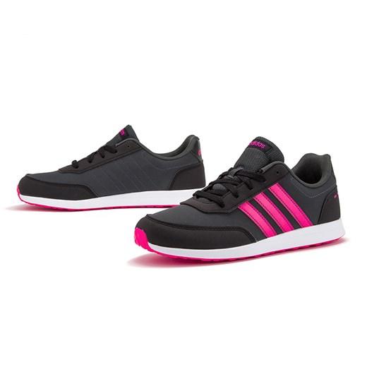 Buty sportowe dziecięce Adidas skórzane
