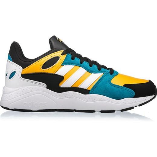 Buty sportowe męskie Adidas crazy z zamszu w Domodi