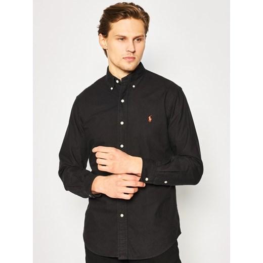 Koszula męska Polo Ralph Lauren z długim rękawem bez wzorów  sarCL