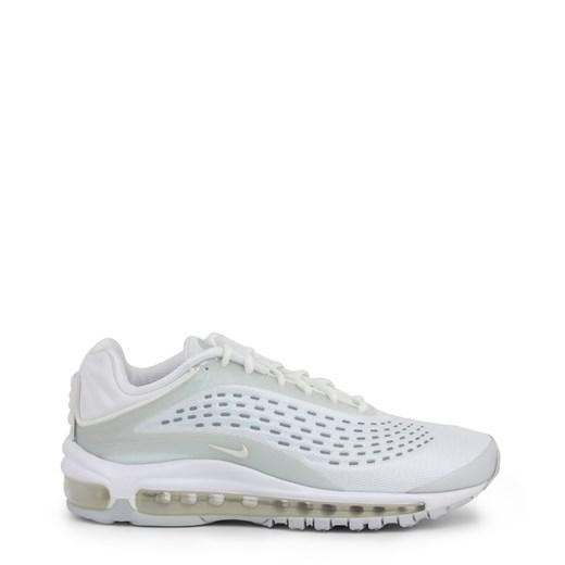 Buty sportowe damskie Nike młodzieżowe wiązane bez wzorów w