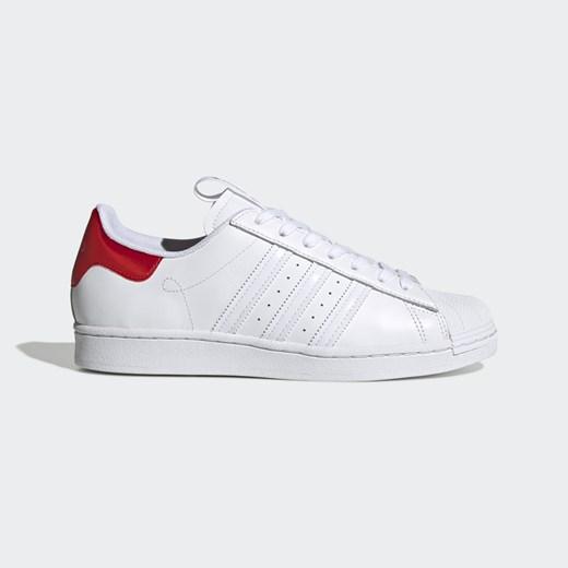 Buty sportowe męskie Adidas skórzane w Domodi
