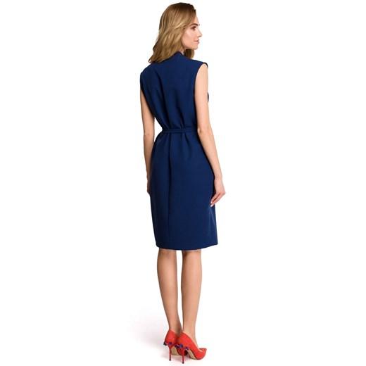Sukienka Style z poliestru elegancka cNXgk