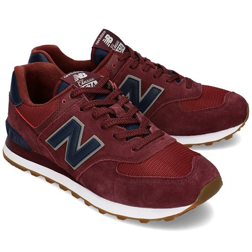 New Balance 574 - Sneakersy Męskie - ML574SPQ New Balance  43 MIVO