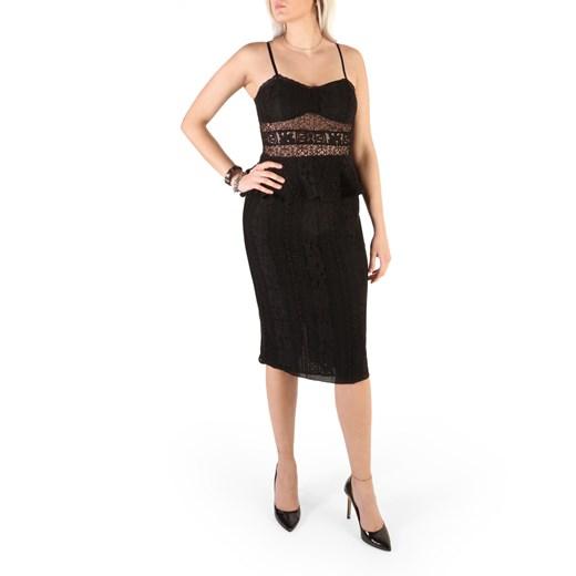 Sukienka koronkowa czarna Guess 71G746_8220Z 40 Oficjalny sklep Allegro Odzież Damska WY czarny LKDA