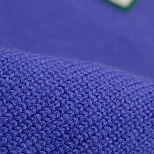 SWETER DAMSKI GANT FIOLETOWY Royal Shop Odzież Damska RY niebieski UNFM