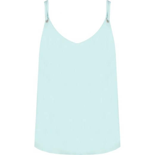 Tommy Jeans Bluzka SOLID STRAP CAMI | Regular Fit Tommy Jeans M Gomez Fashion Store okazja
