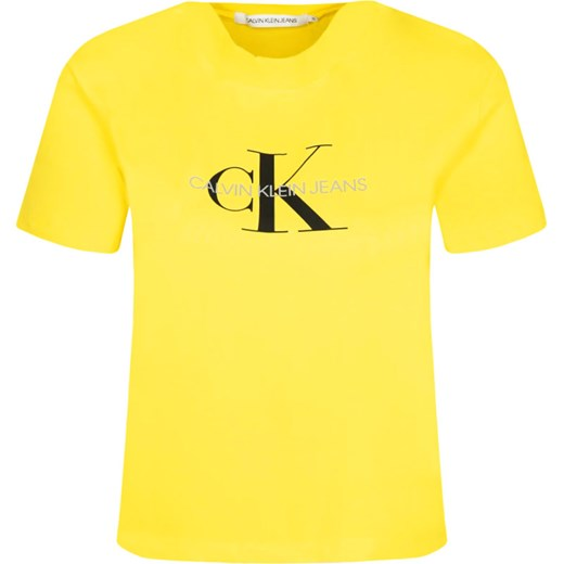 Calvin Klein Jeans T-shirt | Relaxed fit XS promocja Gomez Fashion Store