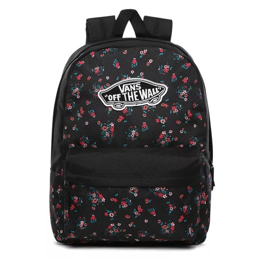 Vans Realm Backpack (VN0A3UI6ZX3) Vans One Size Worldbox