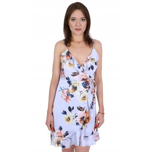 Sukienka w serek Odzież Damska PG HKDT