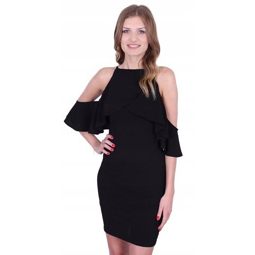 Sukienka ołówkowa Odzież Damska YP czarny MJLK