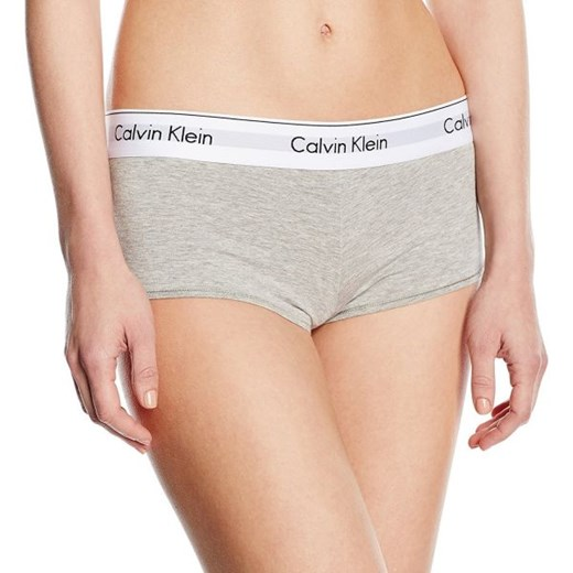 Calvin Klein Underwear Bielizna Kobieta - WH7-Women_Boyshort_136 - Szary Calvin Klein Underwear L Italian Collection Worldwide