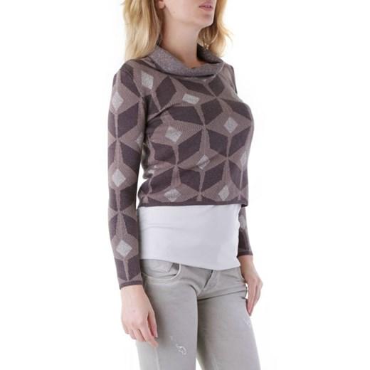 Sweter damski Cristina Gavioli z wiskozy Odzież Damska UM BOGV