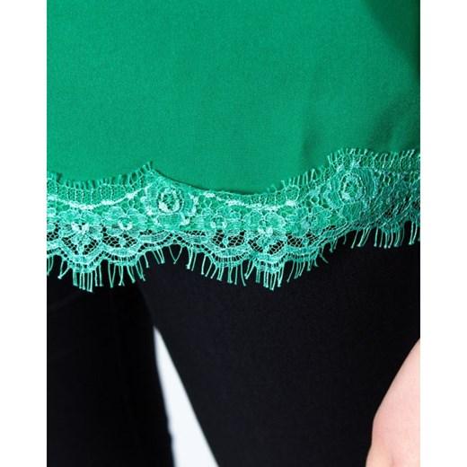 Sweter damski Emme Marella Odzież Damska PX zielony KBIO
