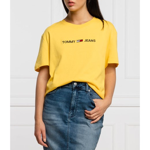 Tommy Jeans T-shirt | Loose fit Tommy Jeans L Gomez Fashion Store