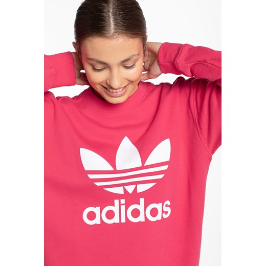 Bluza adidas TRF CREW SWEAT GD2436 RASPBERRY 40 eastend