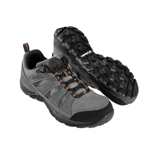 Buty Columbia Redmond V2 LTR Waterproof Grey (BM0832 089) 40 Military.pl