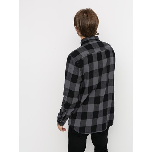 Koszula Quiksilver Motherfly Flannel (irongate motherfly) Quiksilver XL SUPERSKLEP
