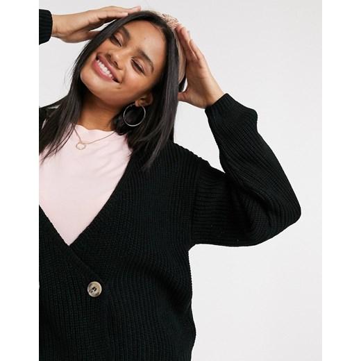 Sweter damski In The Style Odzież Damska TE czarny JQKO