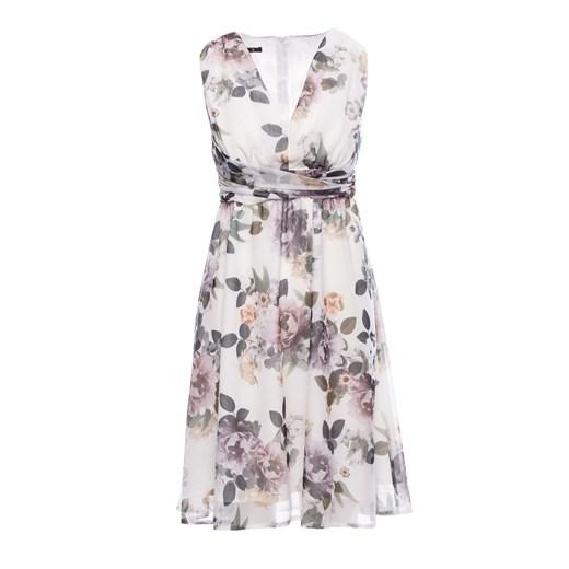 Sukienka Style midi Odzież Damska XS wielokolorowy JSOX