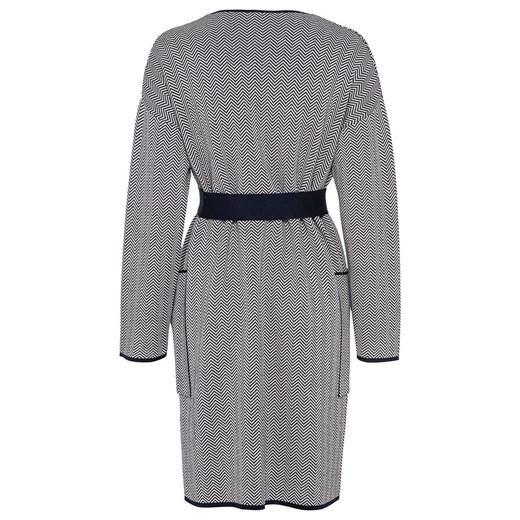 Shirt bonprix bialy bawełniane Odzież Damska LZ szary NREV