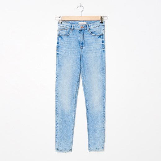 House - Jeansy high waist skinny - House 42 House