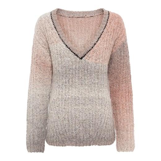 Sweter damski Bonprix casual Odzież Damska XI YMCP
