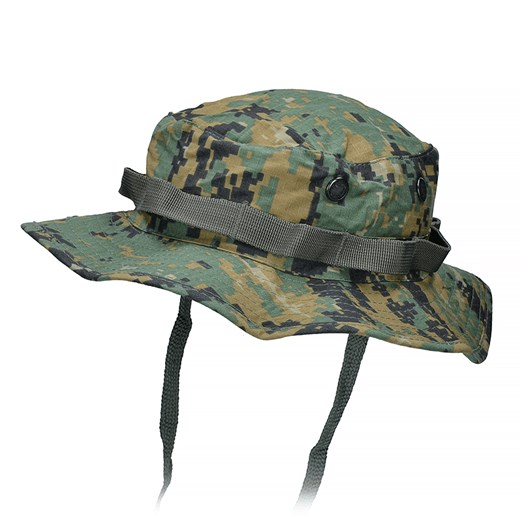 Kapelusz Mil-tec Cotton Ripstop Digital Woodland (12325071) L Military.pl