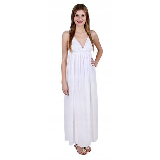 Sukienka biała Odzież Damska HY JRKW