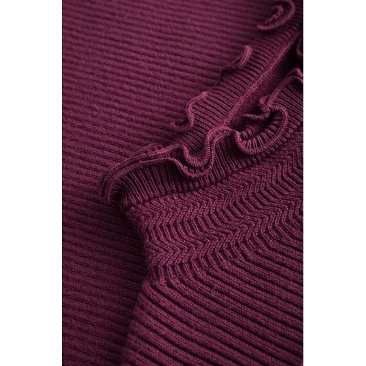 Sweter damski ORSAY casual Odzież Damska WL czerwony POTL