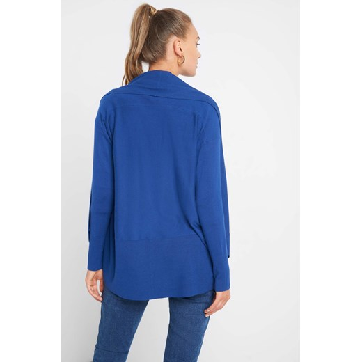 Sweter damski ORSAY z dekoltem v z wiskozy Odzież Damska RI LLMV