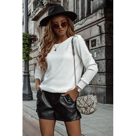 Sweter damski Shopaholics Dream casual Odzież Damska UZ XCLH