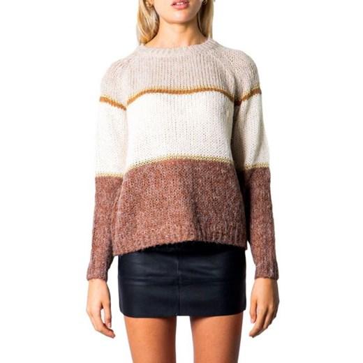 Sweter damski ONLY w paski Odzież Damska XN TLYH