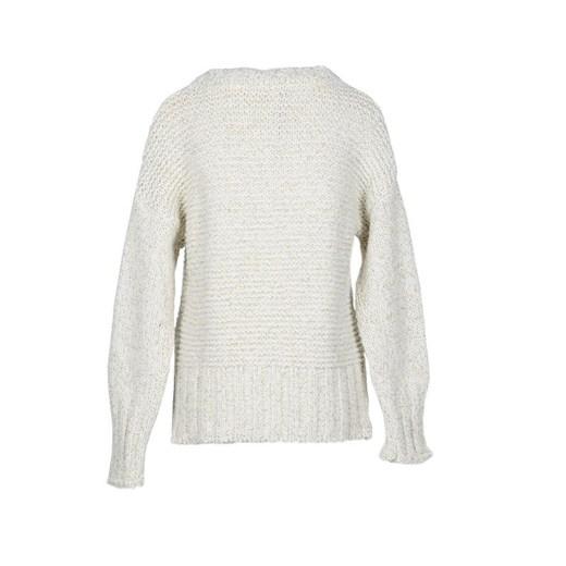 Sweter damski Snobby Sheep casual Odzież Damska PN biały PQFV