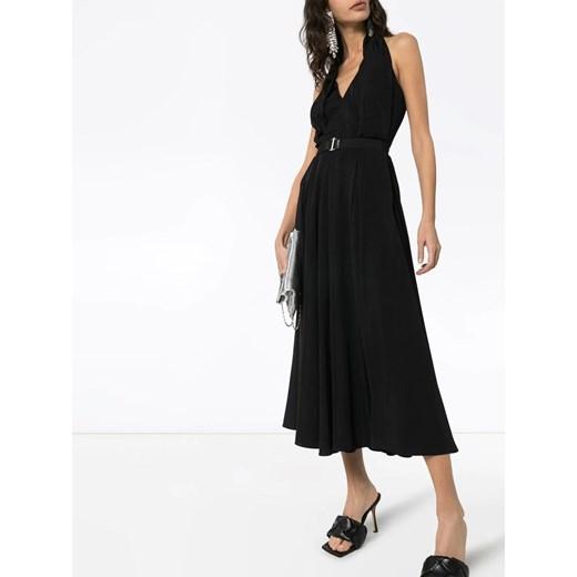 Dress Prada okazyjna cena showroom Odzież Damska YJ czarny HYFQ