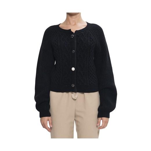 Sweater Semicouture showroom Odzież Damska GU czarny AQSR