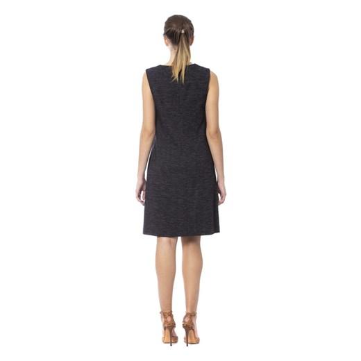 Dress Peserico okazja showroom Odzież Damska ZW niebieski JFVR