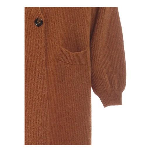Sweter damski L'autre Chose Odzież Damska UE brązowy PYHX