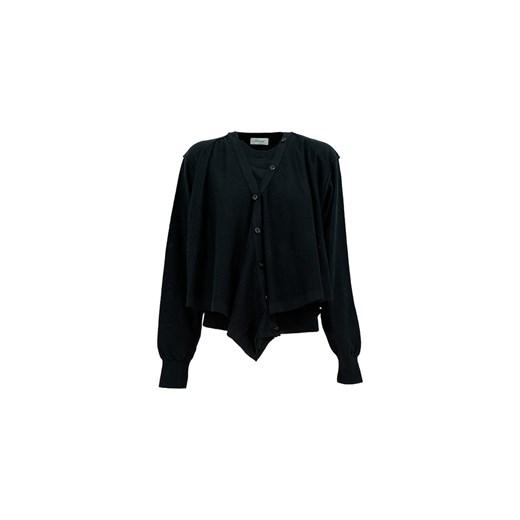 Sweaters Lemaire showroom Odzież Damska JQ czarny NEZL
