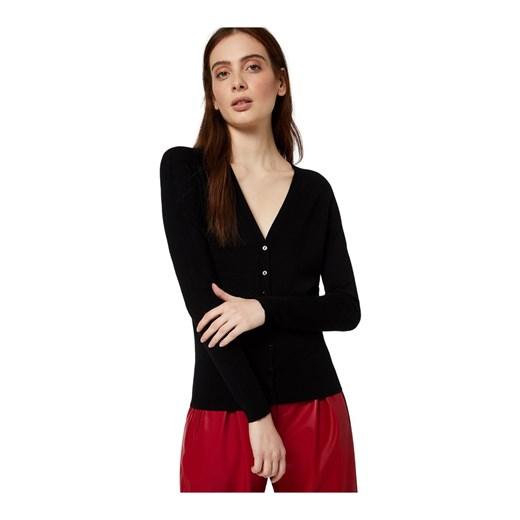 Sweater Liu Jo showroom Odzież Damska UV czarny TZZE