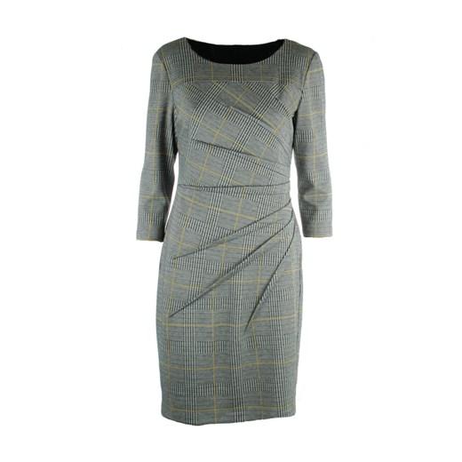 dress 194506 Frank Lyman showroom Odzież Damska YN szary IOXA