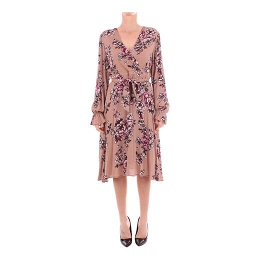 Dress U128FD037 Anonyme promocja showroom Odzież Damska WC różowy AEMS