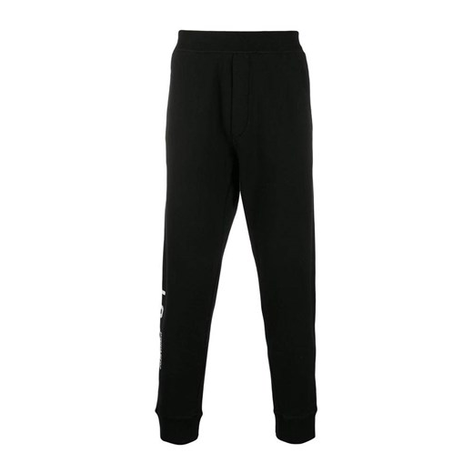 Black ICON joggers Dsquared2 XS showroom.pl