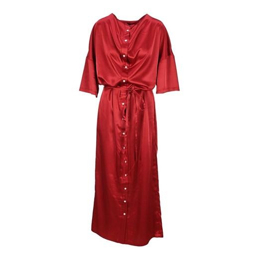 DRESS Y/project okazja showroom Odzież Damska PR czerwony KILJ