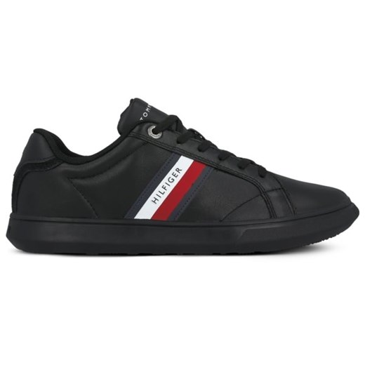 TOMMY HILFIGER DANIEL 11A ESSENTIAL LEATHER CUPSOLE Tommy Hilfiger 42 Symbiosis promocyjna cena