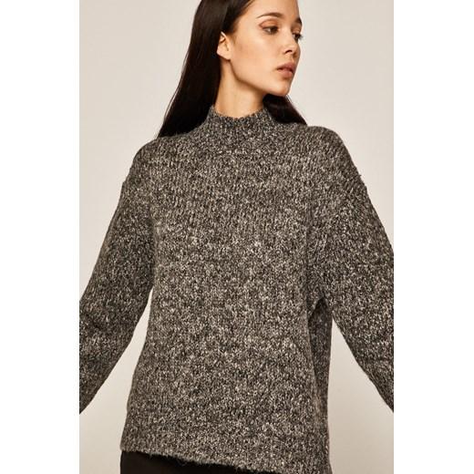 Sweter damski Medicine Odzież Damska TW szary RUOB