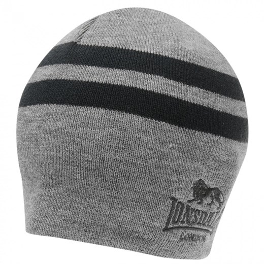 Lonsdale 2 Stripe Hat Mens Lonsdale One size Factcool