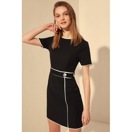 Women's dress Trendyol Belt detailed Trendyol 38 Factcool