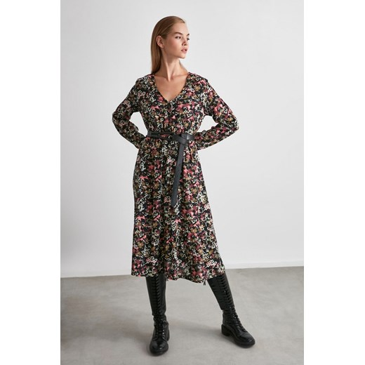 Women's dress Trendyol Floral patterned Trendyol 38 Factcool